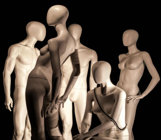 Busts and Mannequins