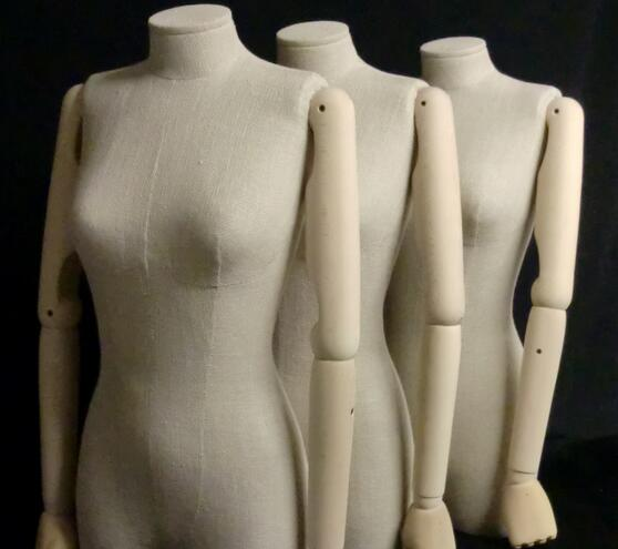Classical and tailor's torso forms