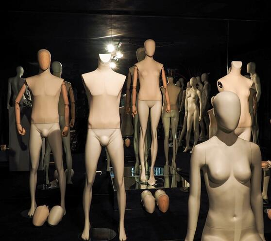 Mannequins of high level